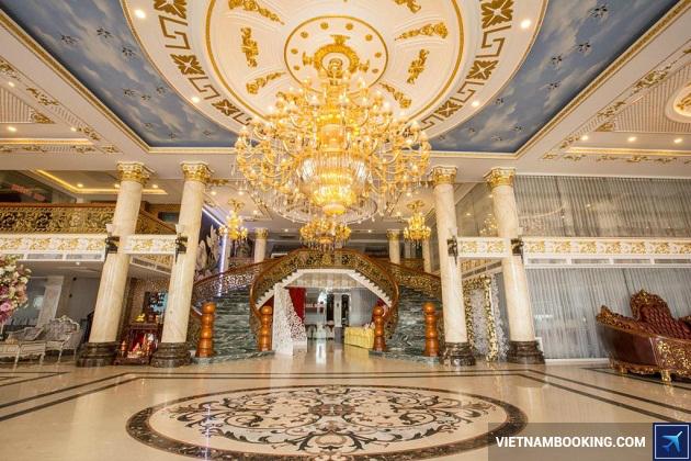 Giá phòng khách sạn Ánh Nguyệt Cà Mau