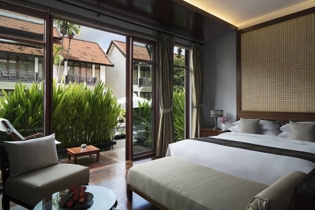 Khách sạn 5 sao tại Campuchia