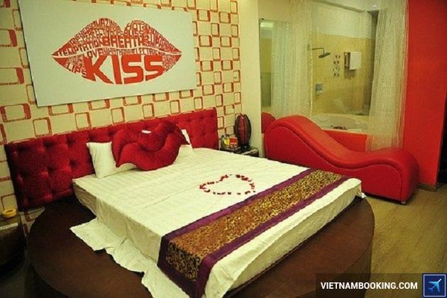 Khách sạn ở Hà Nội có ghế tình yêu