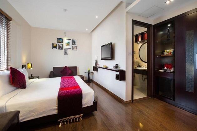 Khách sạn phố cổ Hà Nội 3 sao
