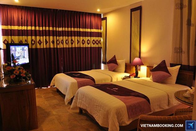 Khách sạn có ghế tình yêu tại Hà Nội