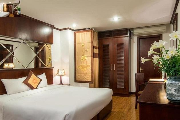 Khách sạn 3 sao Hà Nội giá rẻ