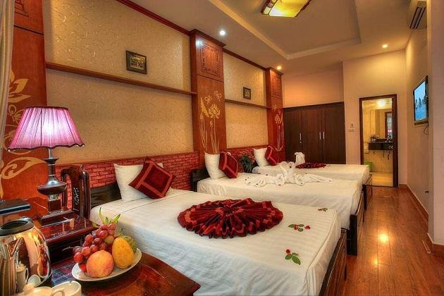 Khách sạn Golden Charm Hà Nội 3 sao