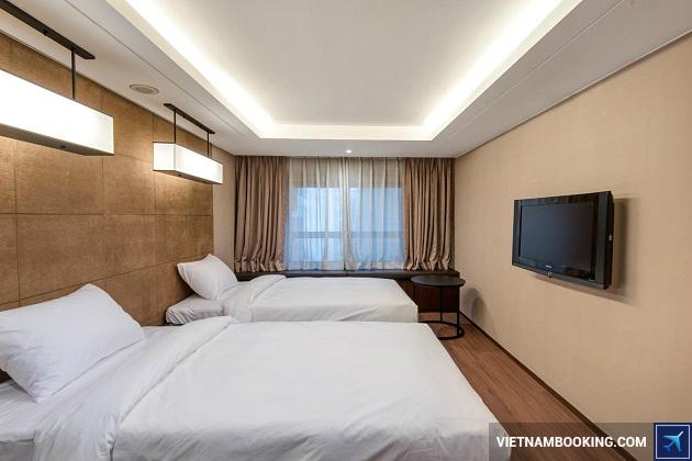 Khách sạn 3 sao ở Hàn Quốc