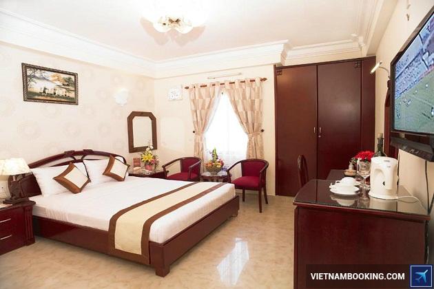 Khách sạn trên đường Bùi Thị Xuân Quận 1 thành phố Hồ Chí Minh