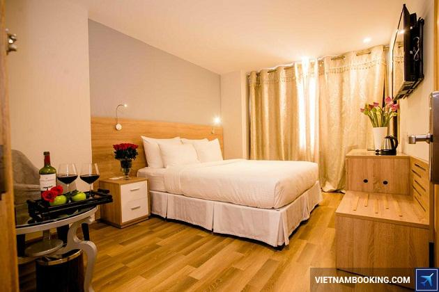 Khách sạn giá rẻ tại Quận 1 thành phố Hồ Chí Minh