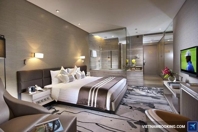Khách sạn gần sân bay Hồng Kông