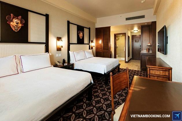 Khách sạn gần Disneyland Hồng Kông