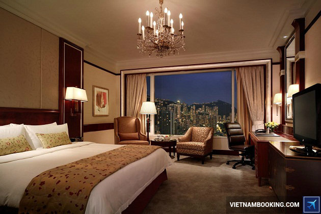 Tour Hồng Kông khách sạn 5 sao