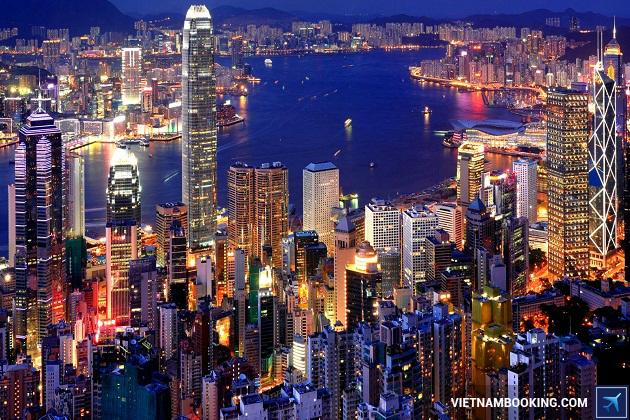 Đặt phòng khách sạn giá rẻ ở Hồng Kông