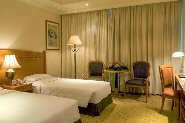Khách sạn Ramada Hồng Kông