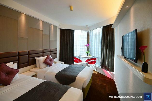 Khách sạn giá rẻ ở Hồng Kông