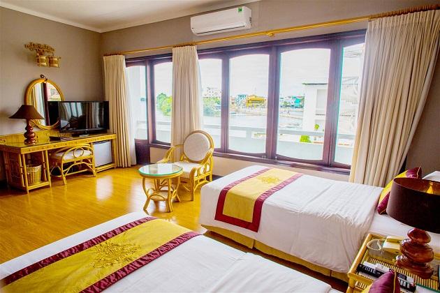 Khách sạn ở Huế trên đường Lê Lợi