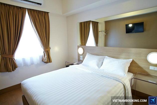 Khách sạn rẻ ở Manila