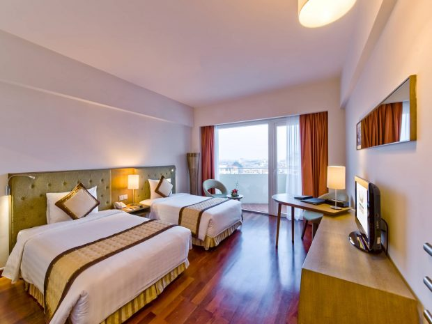 khách sạn Mường Thanh Holiday Huế trên đường Lê Lợi