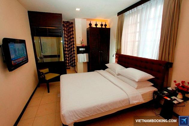 Khách sạn 3 sao ở Myanmar