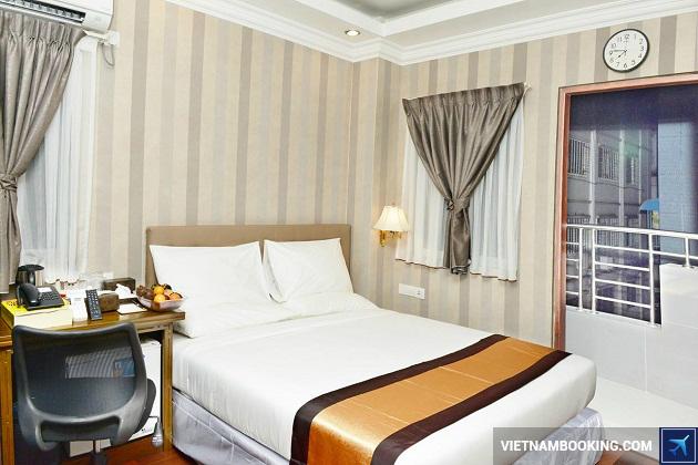 Khách sạn ở Yangon Mianmar