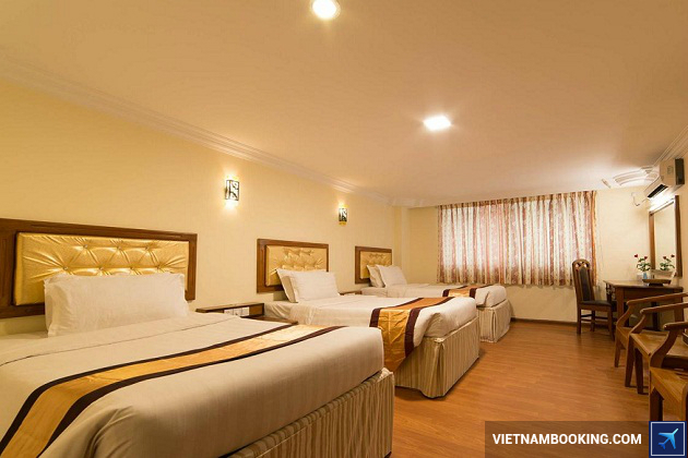 Khách sạn giá rẻ ở Myanmar