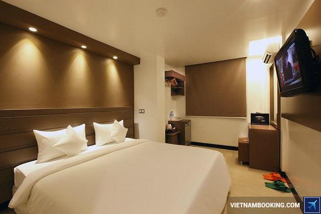 Khách sạn Clover Hotel Myanmar