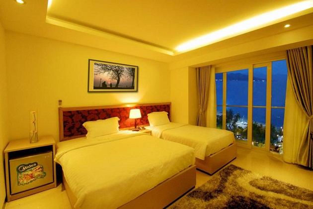 Khách sạn giá rẻ tại Nha Trang đường Trần Phú
