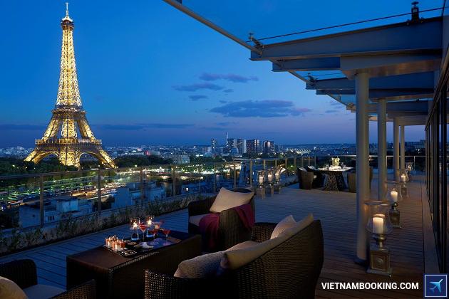 Khách sạn Shangri-La Pháp