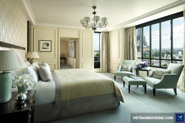 Khách sạn 5 sao tại Pháp