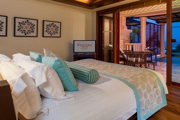 Khách sạn 5 sao ở Phuket