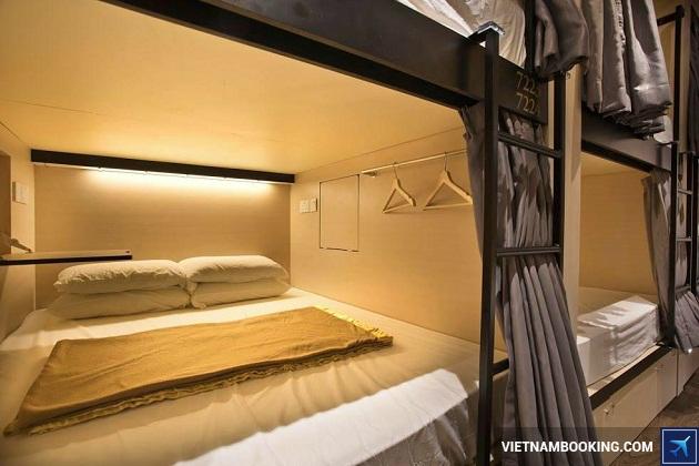 Khách sạn The Pod Singapore