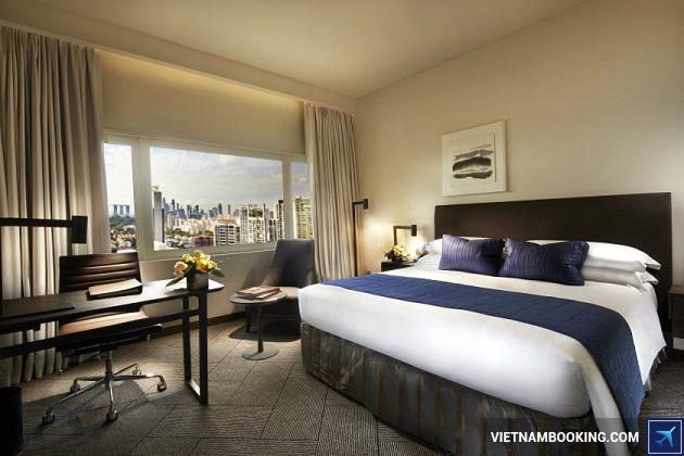 Khách sạn 5 sao tại Singapore