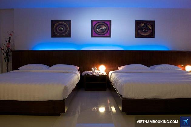 Khách sạn giá rẻ Phuket