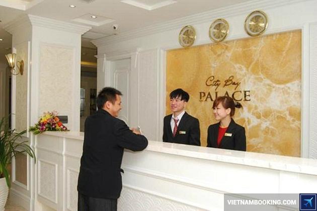 Khách sạn ở Vịnh Hạ Long