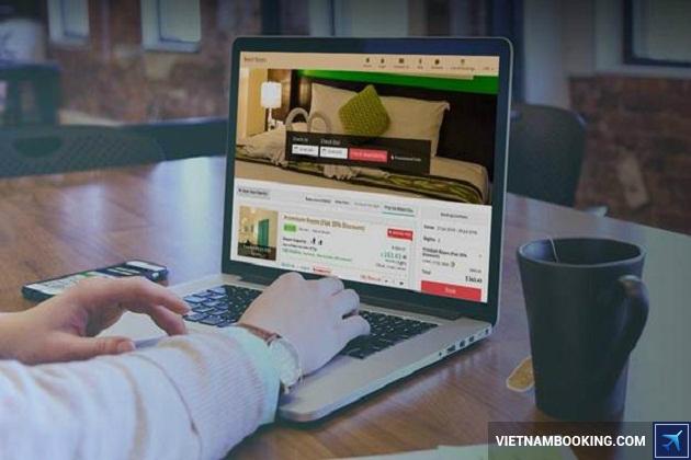 Lợi ích khi đặt phòng khách sạn trực tuyến