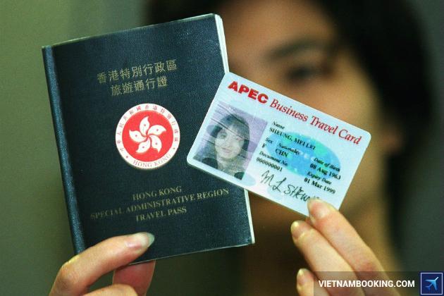 Thẻ apec là gì? thủ tục làm thẻ apec của Việt Nam