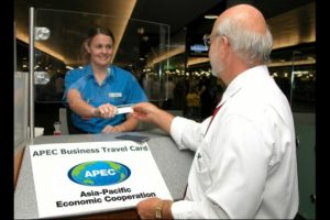 Thẻ APEC là gì? Thủ tục làm thẻ APEC