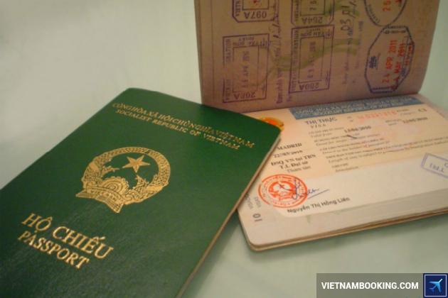 Thủ tục làm lại hộ chiếu
