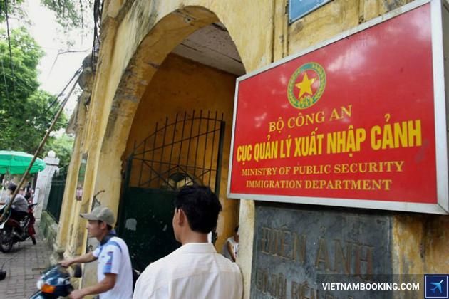 Thủ tục làm lại hộ chiếu Việt Nam
