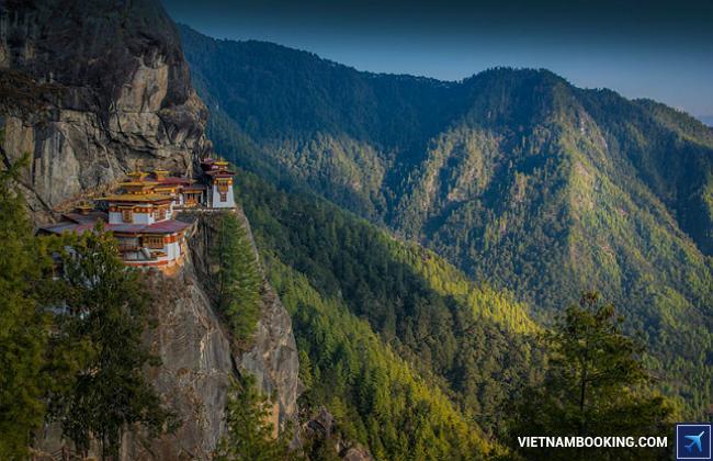 mua tour du lịch bhutan 6n5đ