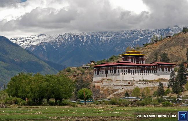 đi tour du lich bhutan giá hấp dẫn