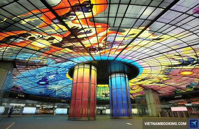 đặt tour du lịch Đài Loan giá hấp dẫn
