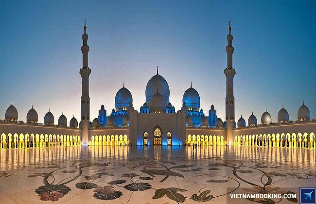 du lịch Dubai trọn gói