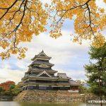 Tour du lịch Nhật Bản tháng 11: Chiêm ngưỡng mùa thu lá đỏ 6N5Đ