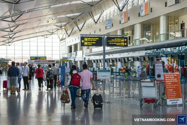vé máy bay vietnam airlines tphcm đi đà nẵng