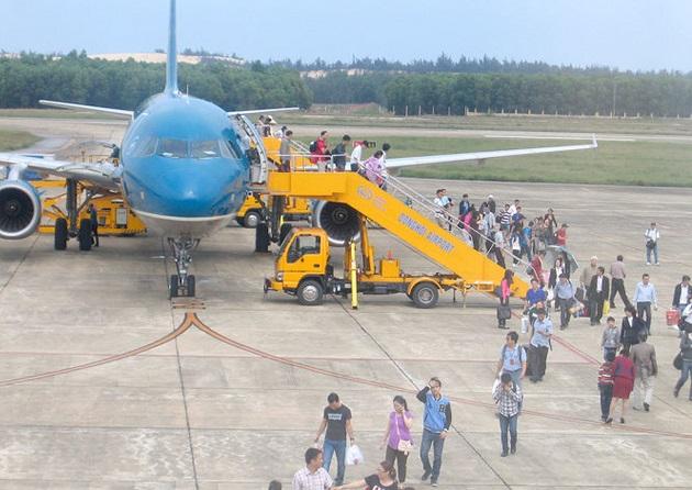 vé máy bay vietnam airlines tphcm đồng hới