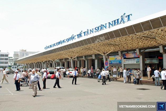 vé máy bay vietnam airline vinh sài gòn