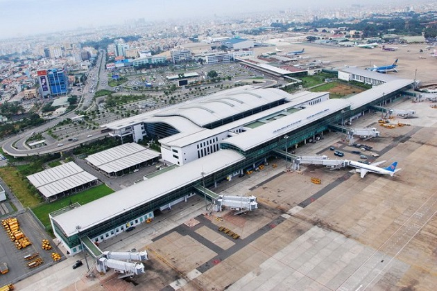 giá vé máy bay vietnam airline đi sài gòn