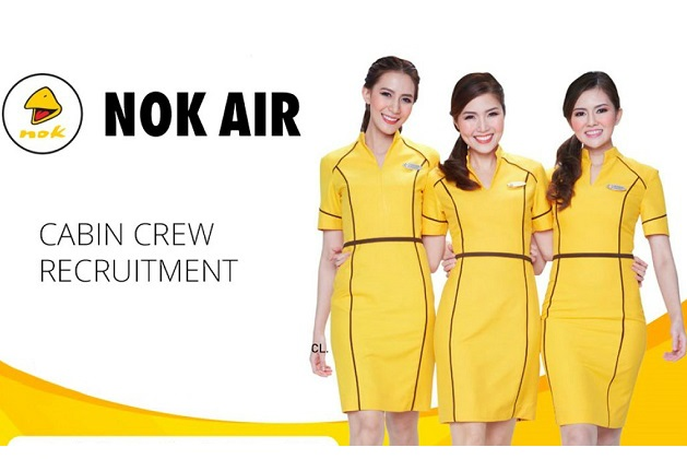 ve may bay nok air gia re
