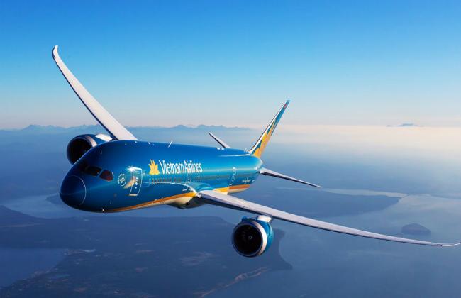 đặt vé máy bay giá rẻ của Vietnam airlines
