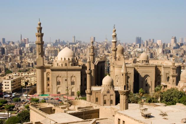 Visa đi Ai Cập công tác