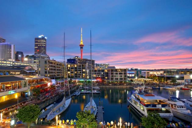 Visa đi New Zealand công tác