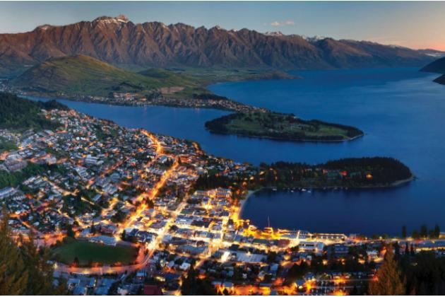 Dịch vụ visa đi New Zealand công tác